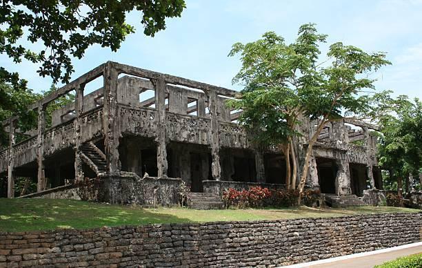 corregidor-ruin-picture-id91361951