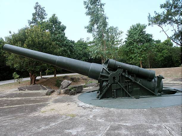 This WWII gun was the largest defensive gun on the Island of Corregidor.