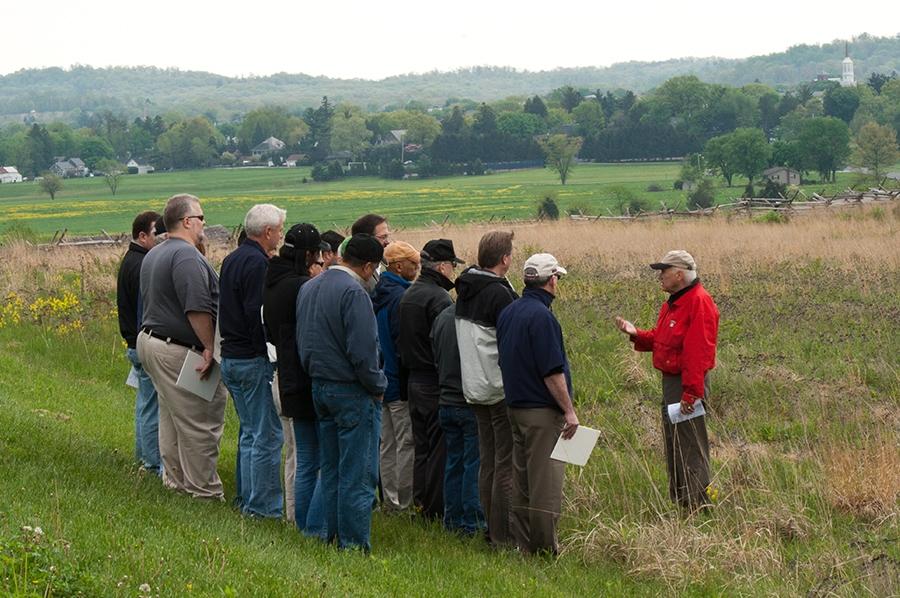 gettysburg-staffride